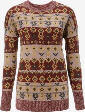 Aniston CASUAL Pullover in Mischfarben