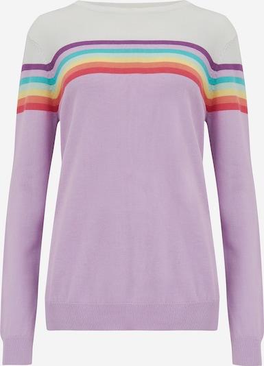Sugarhill Brighton Pullover 'Rita' in lila / mischfarben, Produktansicht