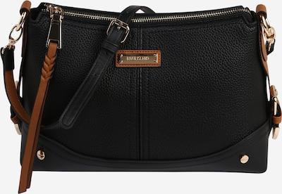 River Island Чанта за през рамо тип преметка в кафяво / черно, Преглед на продукта
