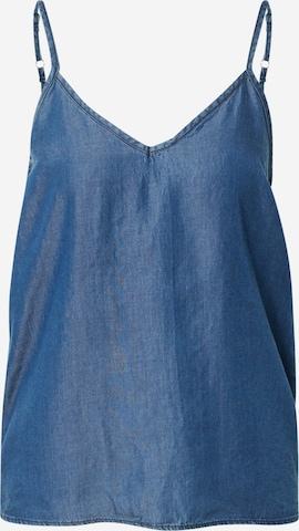 ZABAIONE Bluse 'Cindy' i blå