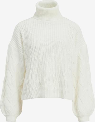 VILA Pullover 'Oa' in wollweiß, Produktansicht