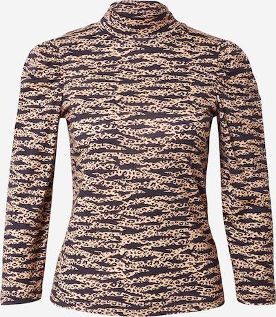Whistles Shirt 'TIGER' in beige / black, Item view