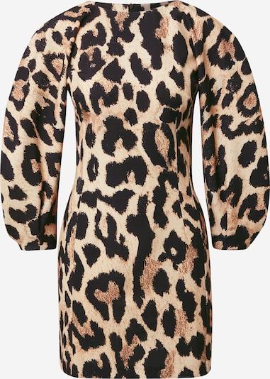 IMPERIAL Kleid in beige / braun / schwarz, Produktansicht
