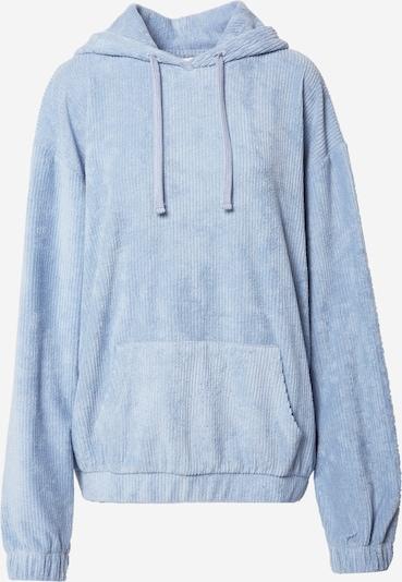 NU-IN Sweatshirt in de kleur Lichtblauw, Productweergave