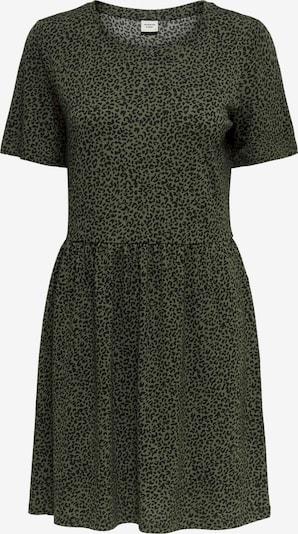JDY Kleid 'KIRKBY' in khaki / schwarz, Produktansicht