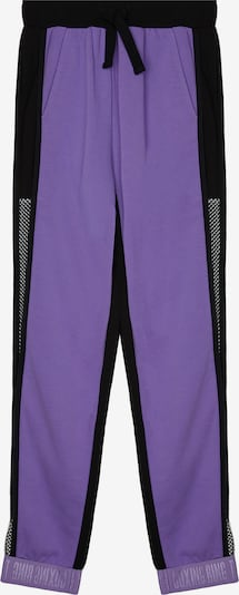 Gulliver Sweathose in lila / schwarz, Produktansicht