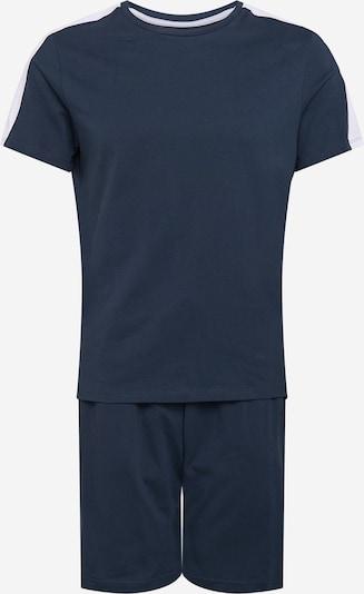 BURTON MENSWEAR LONDON Domácí oblečení - námořnická modř / bílá, Produkt