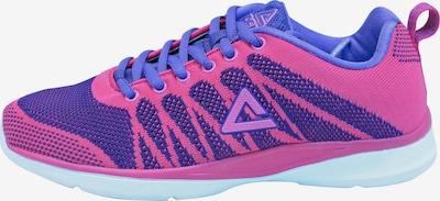 PEAK Schuh in neonlila / pink, Produktansicht