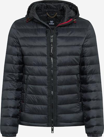 STRELLSON Prijelazna jakna u crna, Pregled proizvoda
