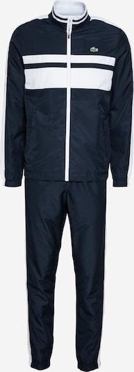 Lacoste Sport Chándal en navy / blanco, Vista del producto