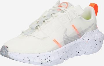 Sneaker low 'Crater Impact' de la Nike Sportswear pe alb