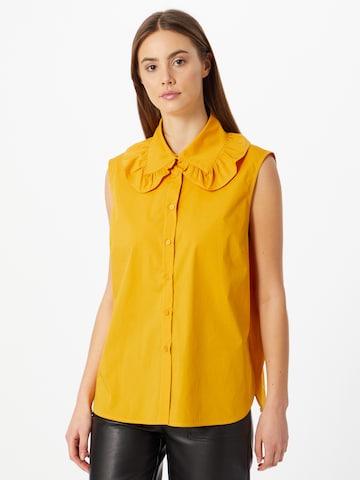 Stella Nova Blouse 'Beate' in Yellow