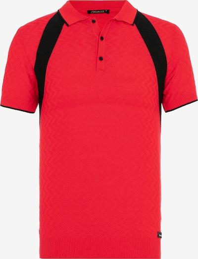 CIPO & BAXX Shirt in de kleur Rood, Productweergave