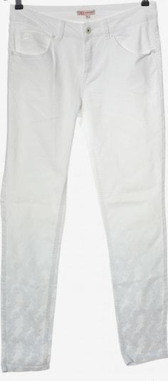 Didi Straight-Leg Jeans in 29 in weiß, Produktansicht