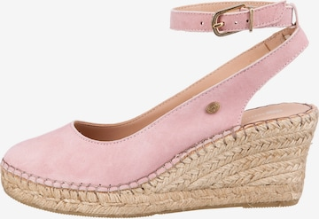 Fred de la BretoniÈre Sandale in Pink