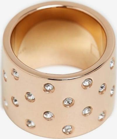 ESPRIT Ring in de kleur Goud / Wit, Productweergave