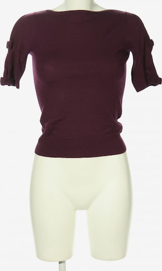 L.K.Bennett Strickshirt in XS in lila, Produktansicht