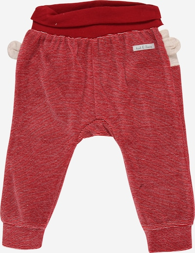 Hust & Claire Trousers 'Gail' in red / white, Item view
