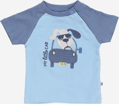 JACKY Tričko 'HAPPY CAR FRIENDS' - kráľovská modrá / svetlomodrá / biela, Produkt