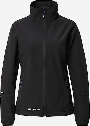 Whistler Outdoor Jacket 'Covina' in Black