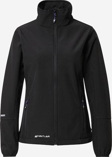 Whistler Outdoorjas 'Covina' in de kleur Zwart, Productweergave