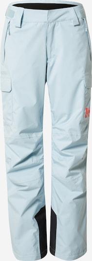 HELLY HANSEN Pantalon outdoor en menthe / orange / noir, Vue avec produit