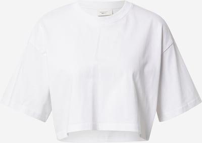 Marškinėliai 'Claire' iš Gina Tricot, spalva – balta, Prekių apžvalga