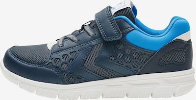 Hummel Sneaker Low in nachtblau, Produktansicht