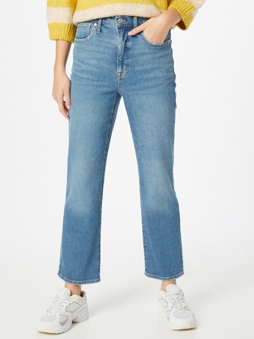 Madewell Jeans in Blauw