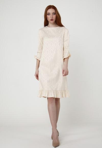 Madam-T Sommerkleid 'GREKKA' in weiß, Modelansicht