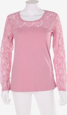 ElleNor Longsleeve-Shirt in L-XL in Pink