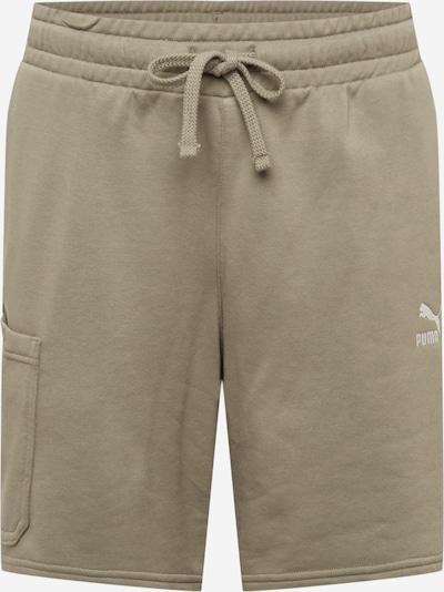 PUMA Shorts in khaki, Produktansicht