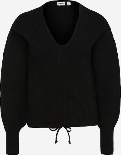 Noisy May Petite Sweater 'GITTE' in Black, Item view