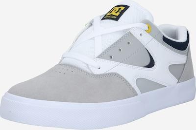DC Shoes Sportovní boty 'KALIS' - šedá / černá / bílá, Produkt