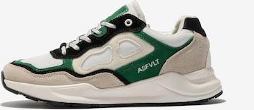 ASFVLT Sneaker CONCRETE in Mischfarben