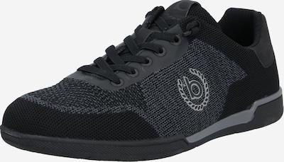 bugatti Sneaker 'Solar Exko' in schwarz / schwarzmeliert, Produktansicht