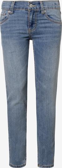 LEVI'S Jeans '510 Skinny' in blue denim, Produktansicht
