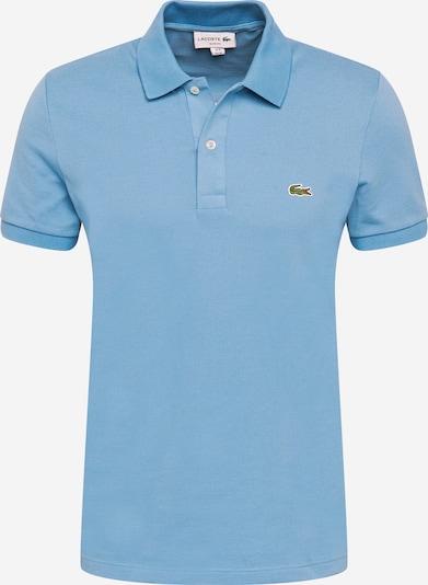LACOSTE T-Shirt en bleu clair, Vue avec produit