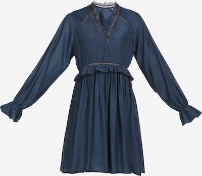DreiMaster Maritim Kleid in dunkelblau, Produktansicht