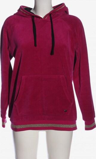 Fransa Kapuzensweatshirt in S in pink / schwarz / silber, Produktansicht