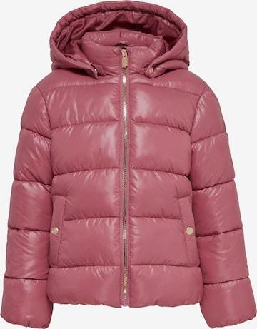 KIDS ONLY Winter Jacket 'Emmy  Savannah' in Pink