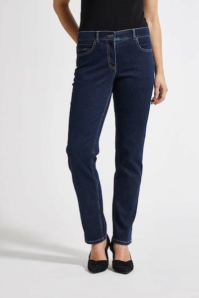 LauRie Jeans 'Christie' in blau, Modelansicht