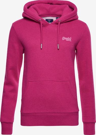 Superdry Sweatshirt in Pink, Item view