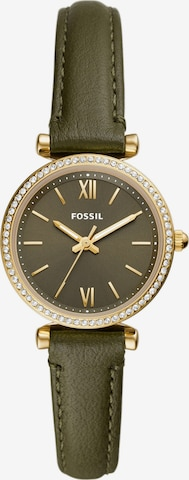 FOSSIL Analog Watch in Green