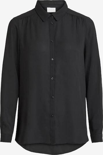 VILA Hemd in schwarz, Produktansicht