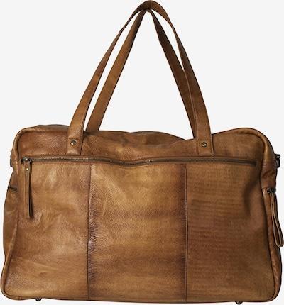 RE:DESIGNED Reisetasche in braun, Produktansicht