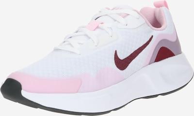 Scarpa sportiva NIKE di colore rosa / nero / bianco, Visualizzazione prodotti