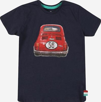 Maglietta LEMON BERET di colore navy / rosso / nero / bianco, Visualizzazione prodotti