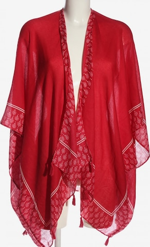 even&odd Scarf & Wrap in One size in Red
