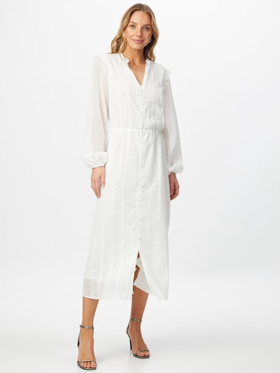 Freequent Blousejurk in de kleur Offwhite, Modelweergave